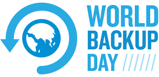 31st March 2018 - It's World backup Day!