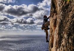 man-climbing