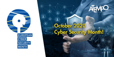 Cyber month - covid and cybercriminality