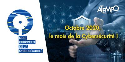 Mois de la cybersécurité Octobre 2020
